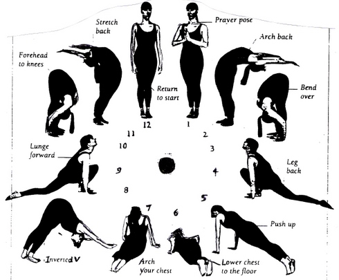 Stretching Fitness The Flowing Dragon S
